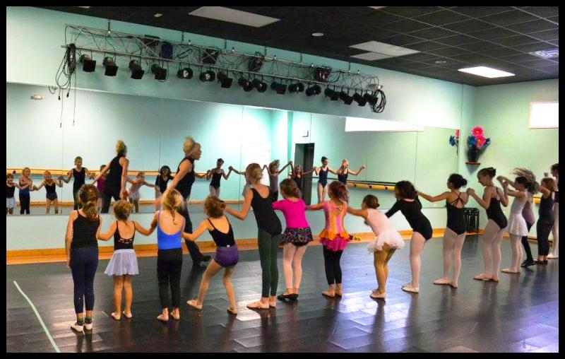 Ballet, Hip Hop, Dance Classes at The Dance Element in Wilmington NC