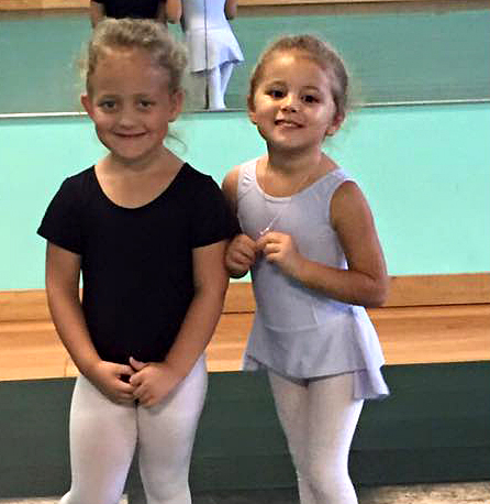 Parents of preschool dance students love the dance element in Wilmington NC!