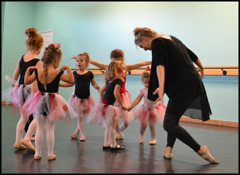 Wilmington NC's top dance teachers guide ballet & dance students of all ages.