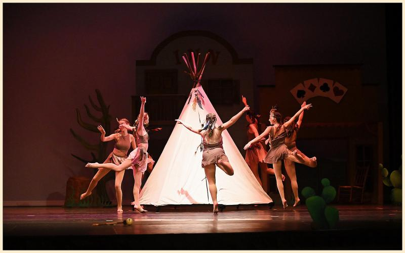 Element Productions is a Ballet & Dance Company unlike anything in Wilmington NC