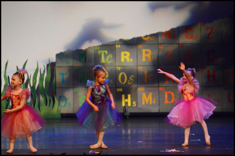 Ballet & Dance Classes for Age 2, 3, 4, & 5 in Wilmington NC make learning fun!