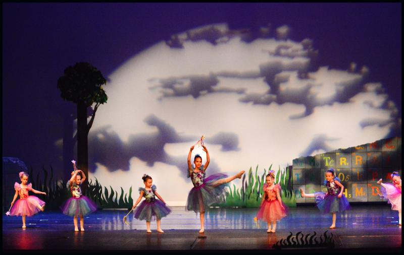 Children age 2, 3, 4, & 5 love to learn ballet and dance at The Dance Element