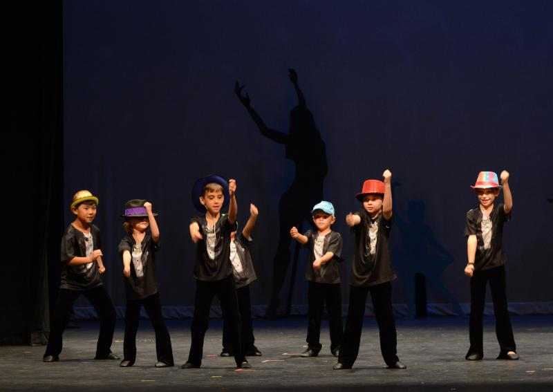 The Dance Element studio provides dance classes for Boys in Wilmington NC