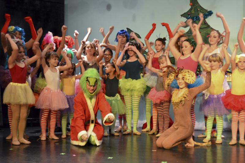 Kids in Wilmington NC recieve an unparalleled performing arts experience.