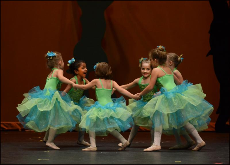 Excellent Ballet classes for kids ages 2, 3, 4, & 5 are at The Dance Element