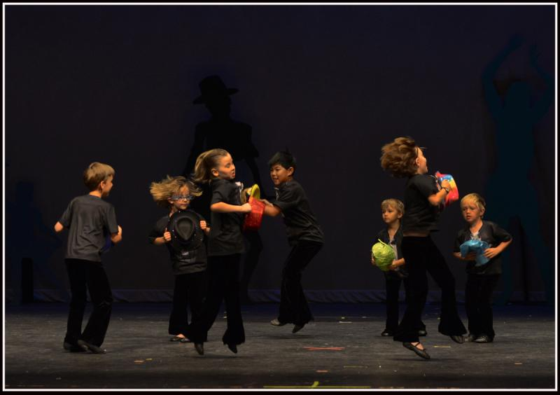 Boys learn Hip Hop & Dance from Male Teachers at The Dance Element Wilmington NC