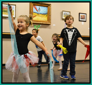 Ballet, Hip Hop, & Dance Classes for Kids ages 7 to 11 in Wilmington NC