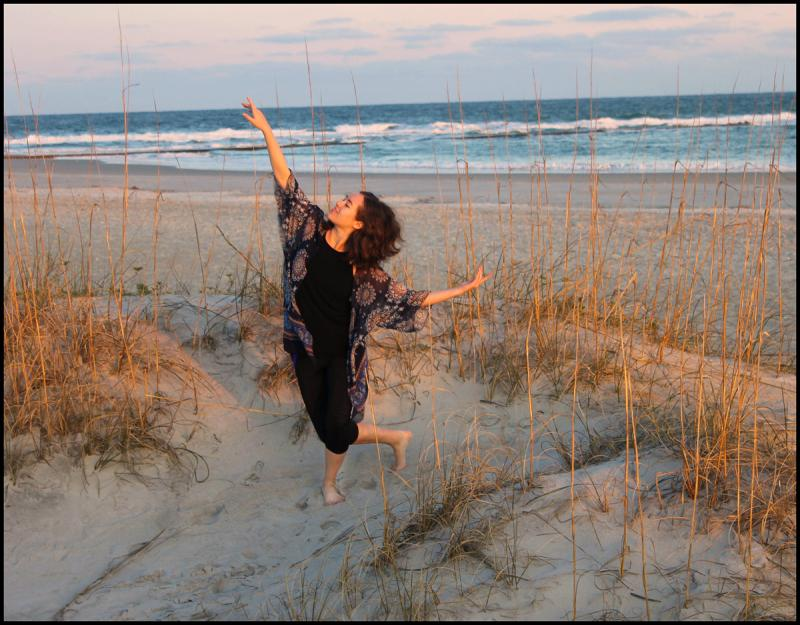 Michelle whiting is an instructor at The Dance Element studio in WIlmington NC