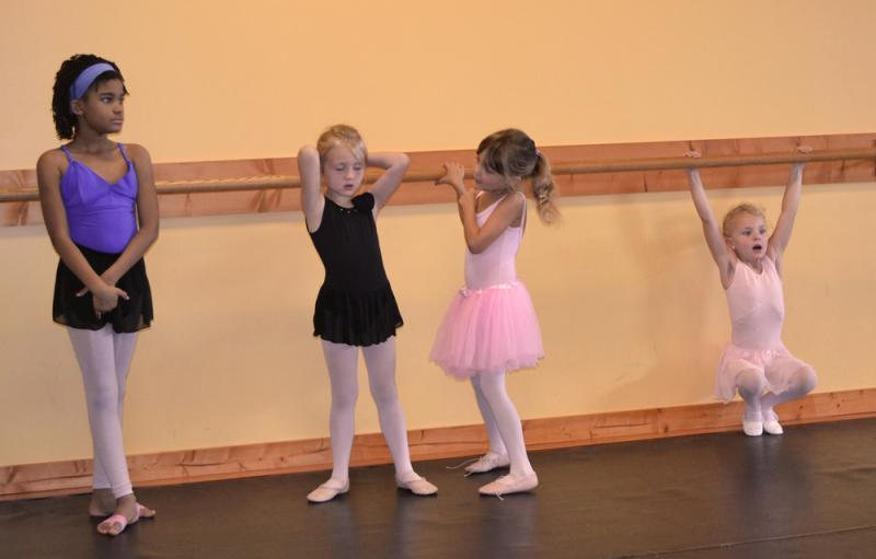 Ballet classes in Wilmington NC, The Dance Element Classical Ballet Instruction