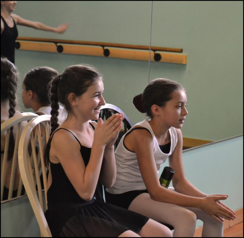 rovisations teach dance students about teamwork and reinforce concepts.