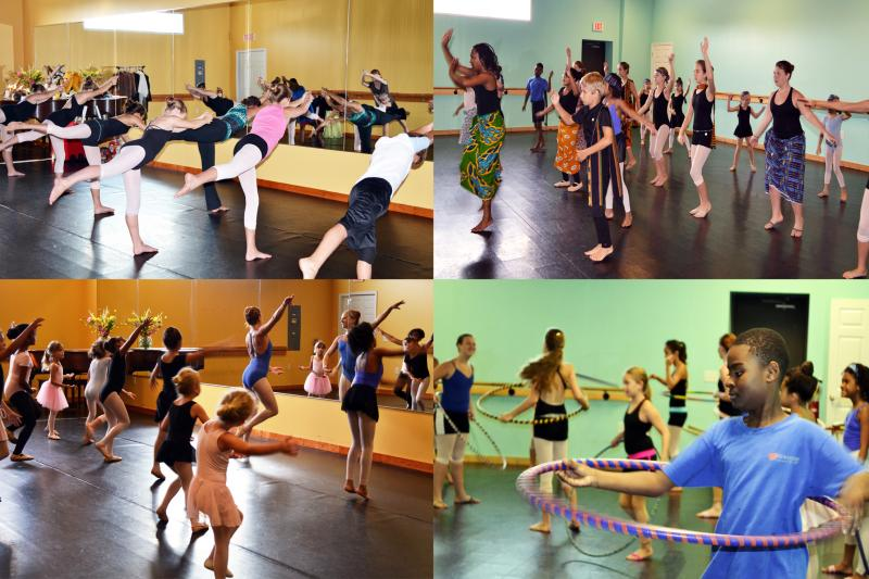 The Dance Element offers the best Recreational Dance Classes for kids age 5 to 8