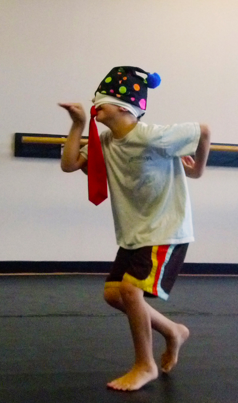 Kids have fun learning to dance at the best dance studio in Wilmington NC.