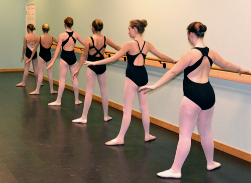 Ballet & Dance Classes for Children age 7, 8. 9, 10, & 11 in Wilmington NC