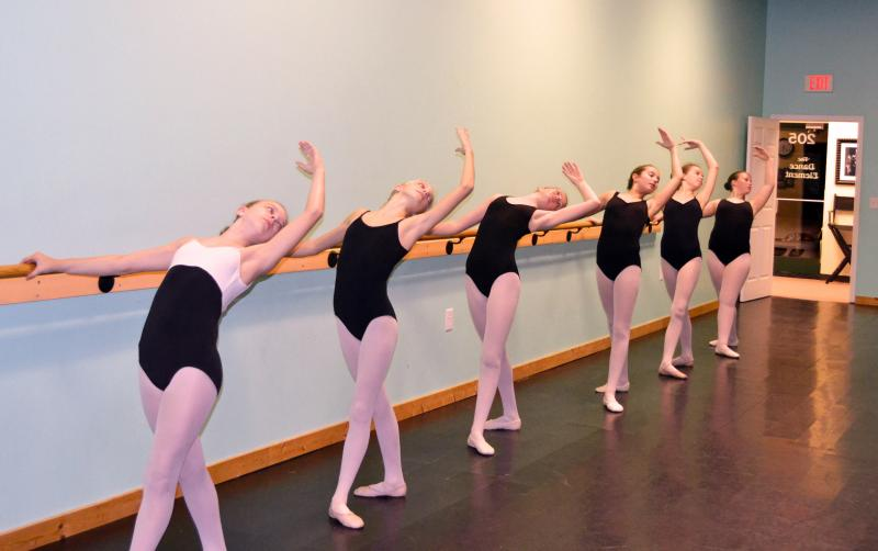 Classical Ballet and Pointe training for beginner- pre-professional levels.