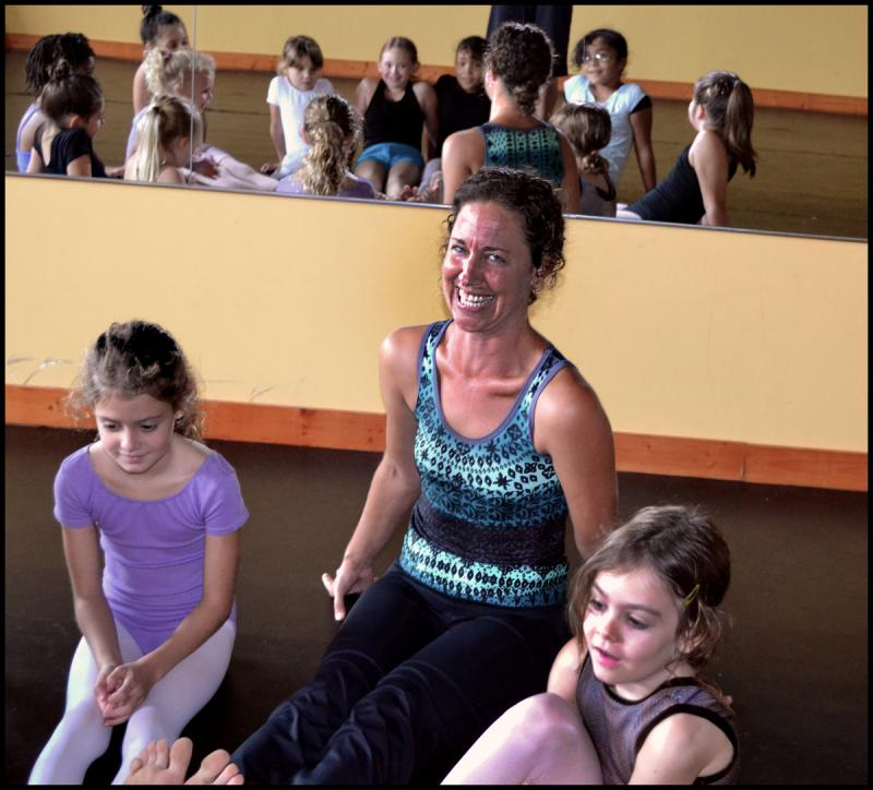 Susan Turner teaches Yoga Classes for Kids & Adults in Wilmington NC