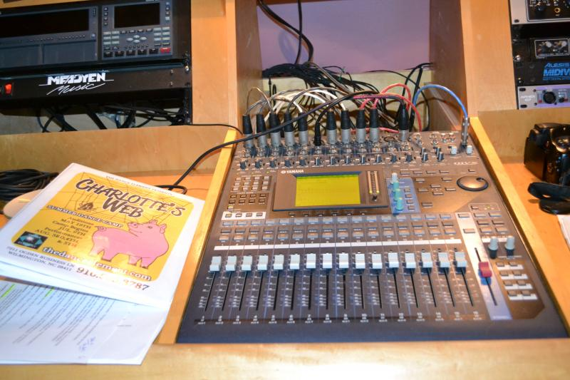 Reid Recording Studio produced an original soundtrack for Charlotte's Web.