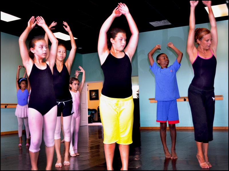 Hip Hop Classes for Boys & Girls are led by Wilmington NC's best dance teachers.