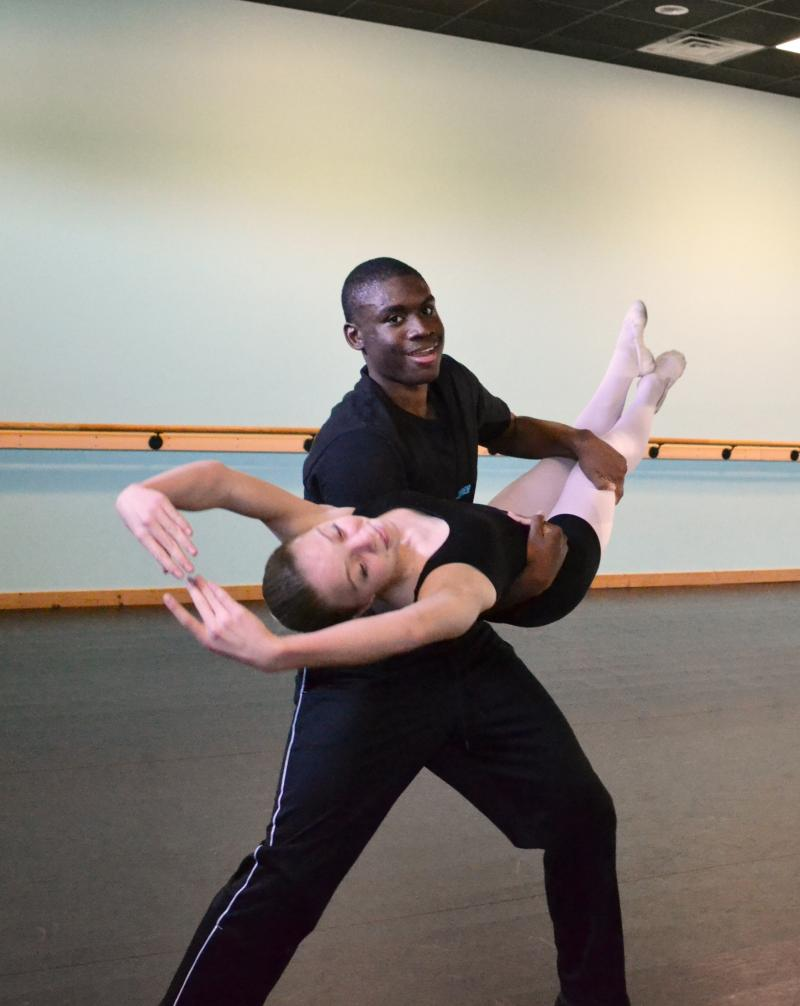 Teenagers and pre-teens build confidence from dance classes in Wilmington NC