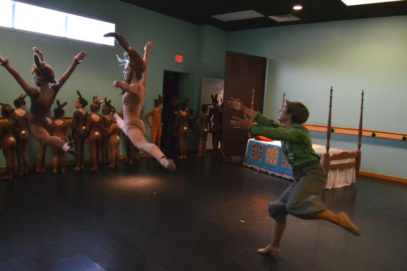 Enroll in ballet classes for kids & adults at The Dance Element of Wilmington NC
