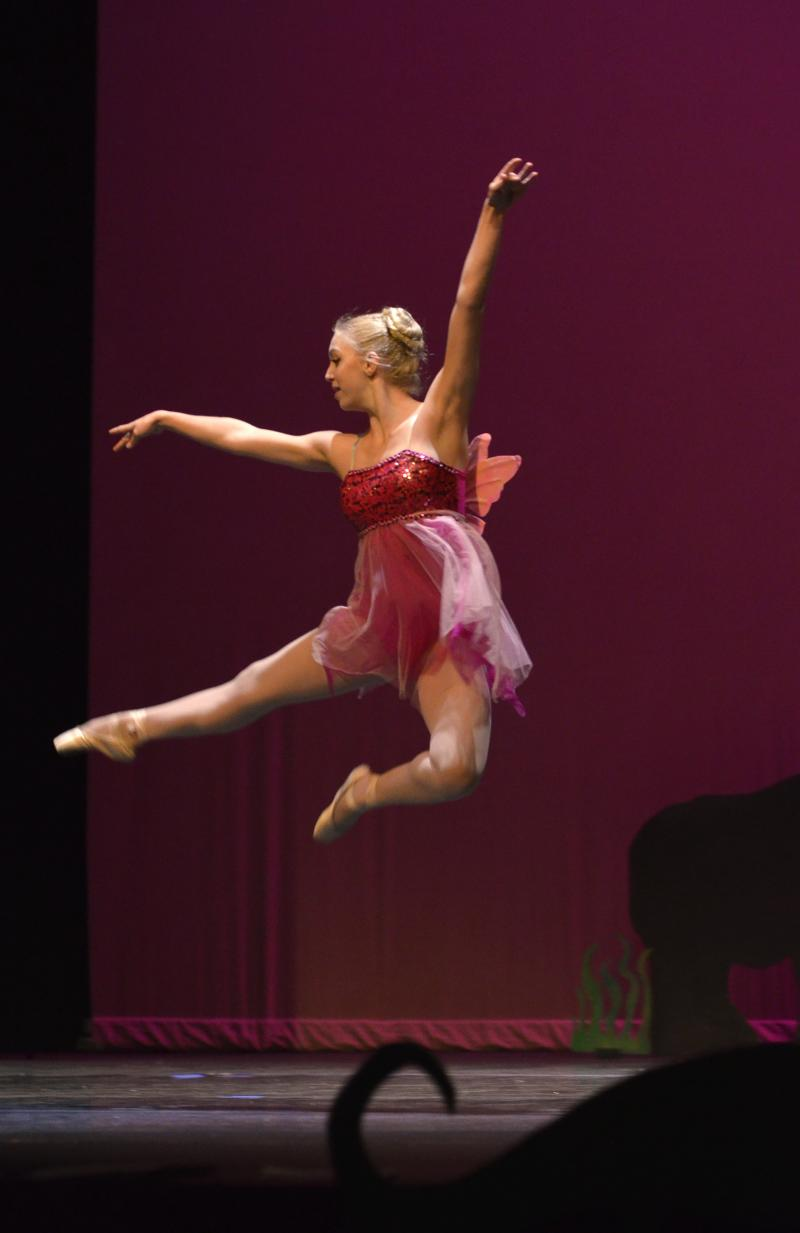 Emily Lawler has been invited to train at several prestigious Ballet schools.