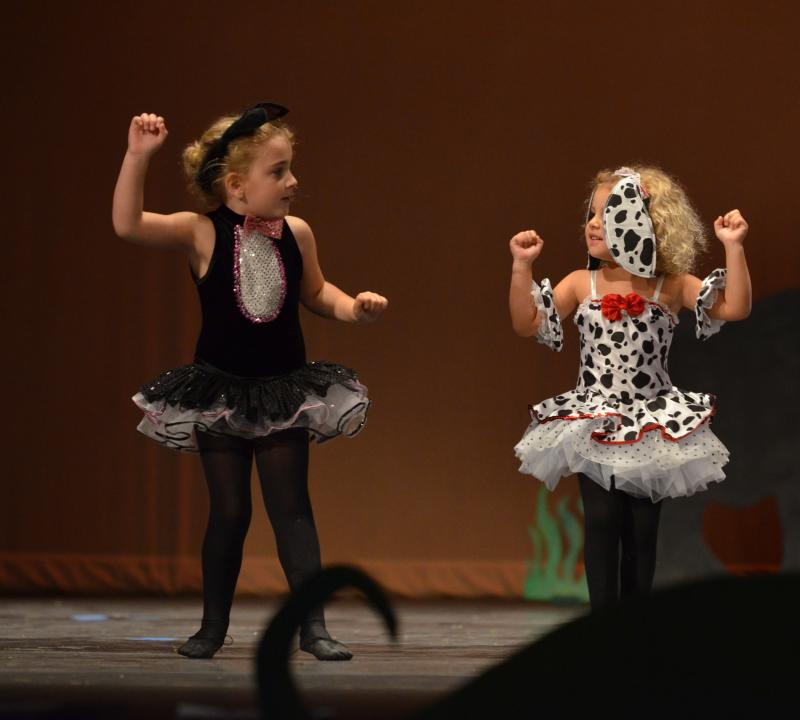 The Dance Element offers the highest quality of dance training for 3-5 year olds