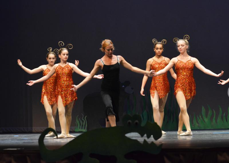 Wilmington NC Ballet Company for serious dancers prepares them for profession.