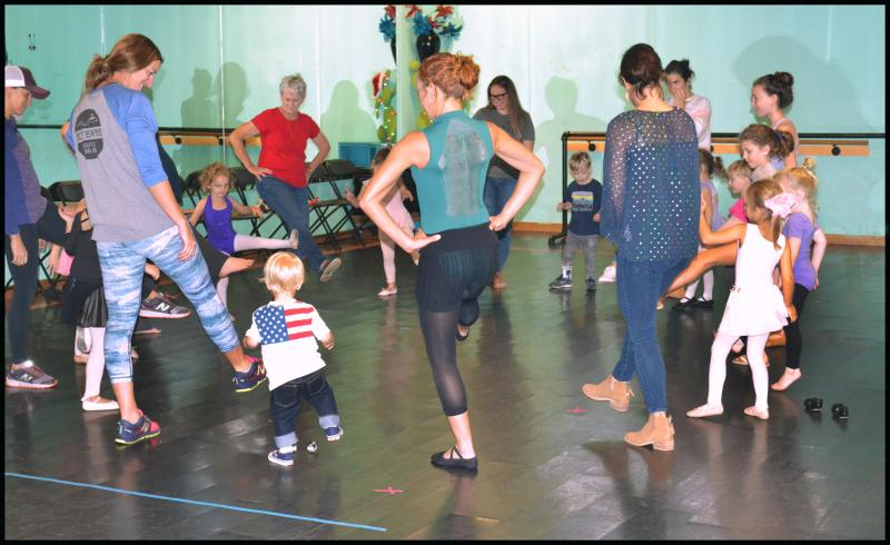 Children enjoy Ballet, Hip Hop, & Dance Classes & Lessons in Wilmington NC