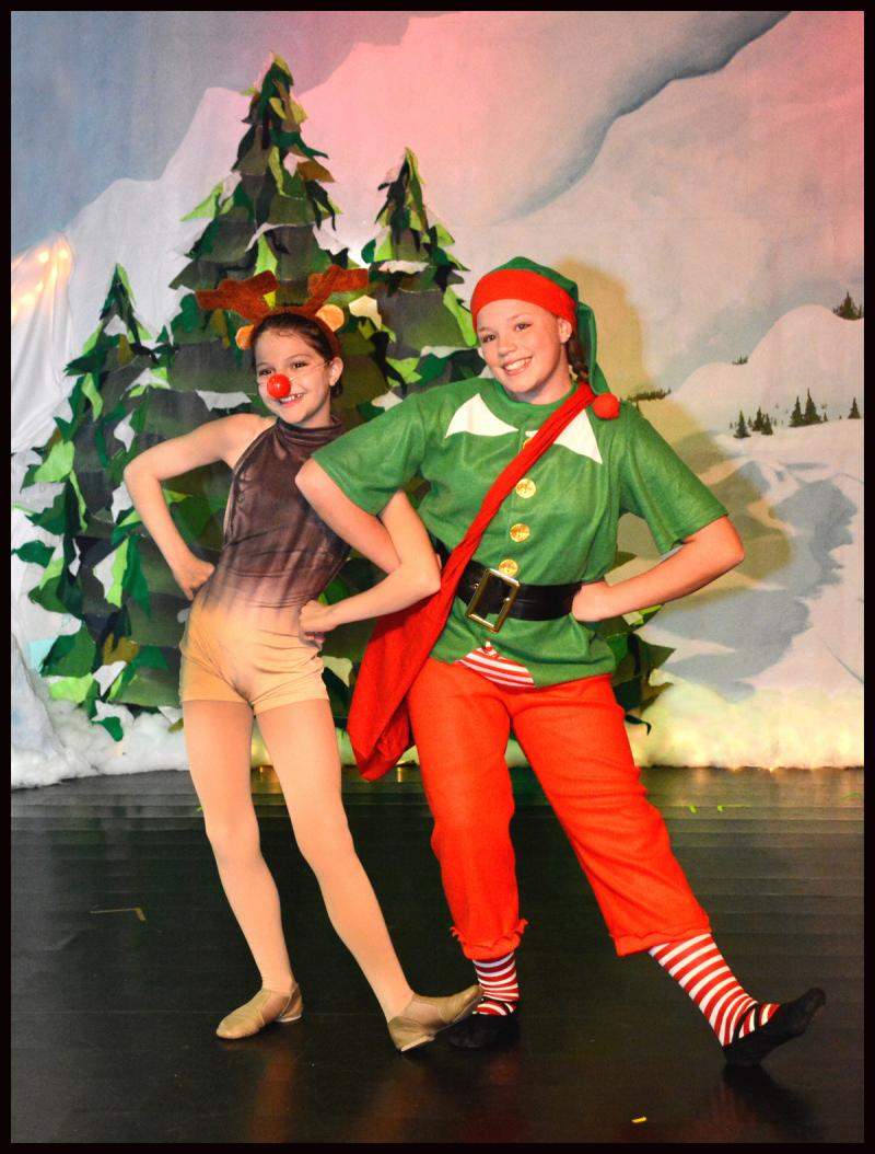 The Dance Element Presents: How The Grinch Stole Xmas, Wilmington NC