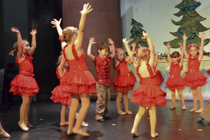 The Dance Element offers the best Recreational Dance Classes for kids and adults