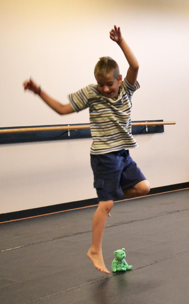Boys Dance training and Partnering Dance Classes in Wilmington NC