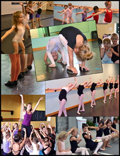 Join Ballet, Hip Hop, & Dance Classes for Children & Adults  in Wilmington NC