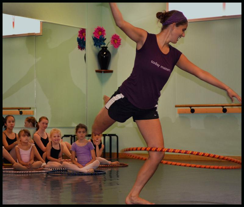 Professional Teachers lead Dance Classes for Children & Adults in Wilmington NC