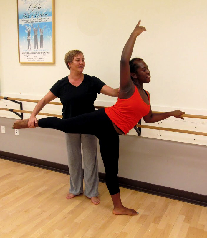 Anne Firmender is one of Wilmington NC's top dance instructors.