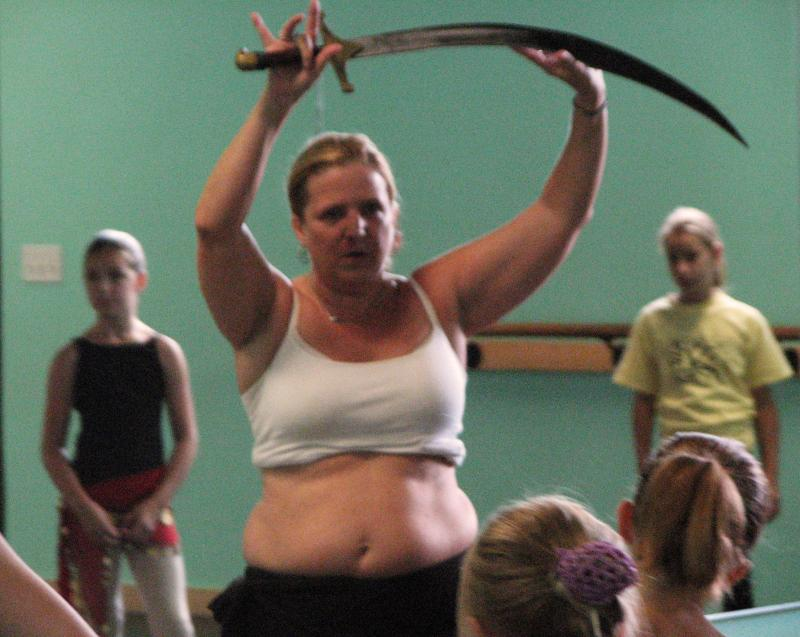Belly Dance Workshop at The Dance Element!