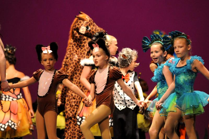 The Dance Element's Students Perform in Amazing Stage Productions