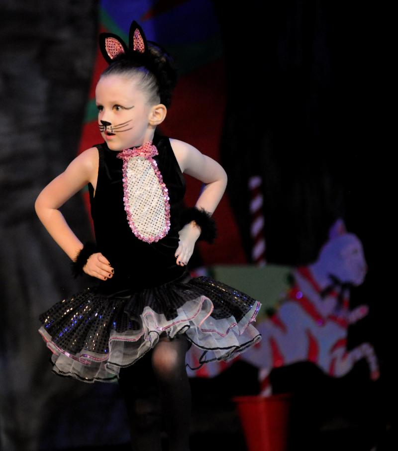 The Dance Element studio offers the best Recreational Dance Classes for Ages 5-8