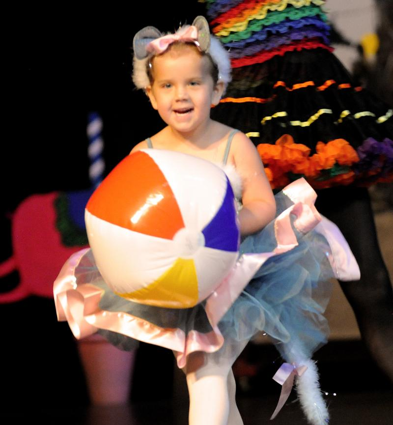 The Dance Element studio offers the best dance classes for preschoolers in NC!