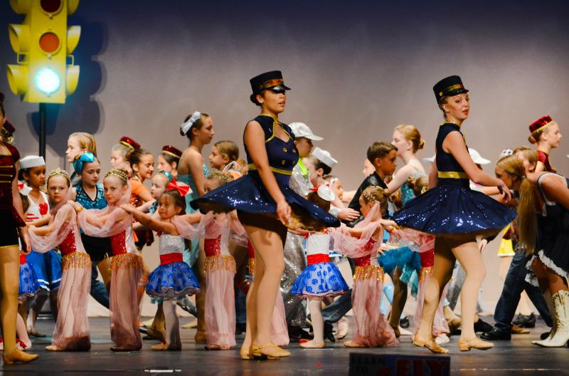 Dancers of all ages enjoy great weekly ballet & dance classes in Wilmington NC