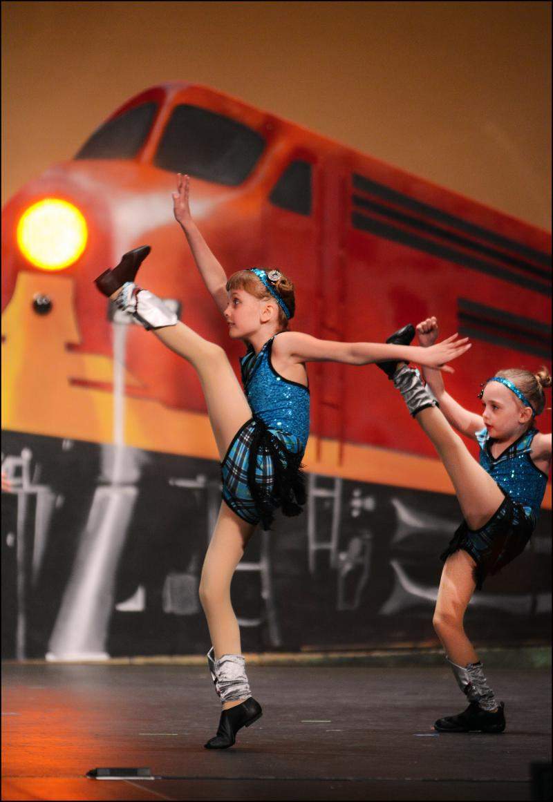 Wilmington NC dance students love to perform in annual Dance Element showcases