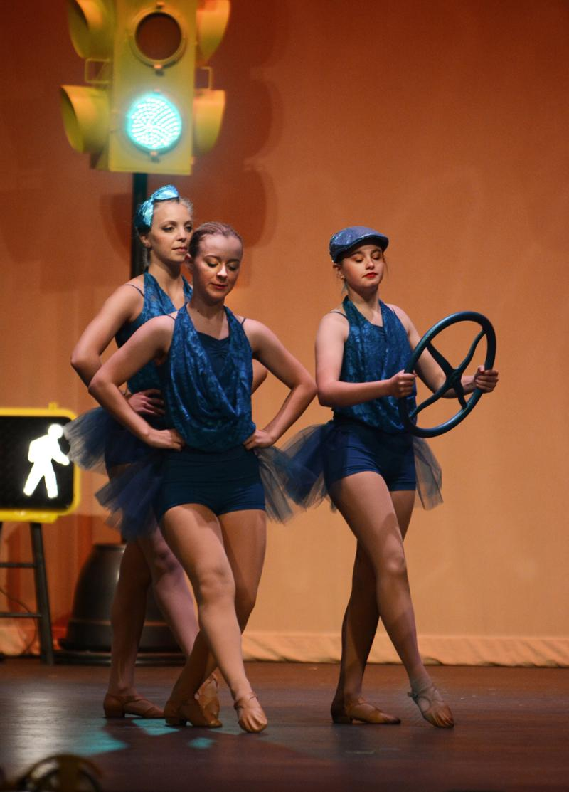 Get Directions to the best dance studio near me in Wilmington NC