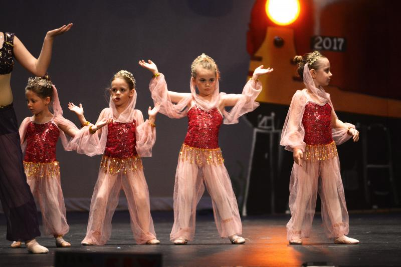 Preschool dance students love to learn at Wilmington's top dance studio!