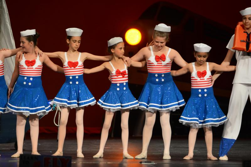 Kids age 5, age 6, age 5, & age 8 Love Ballet Classes at The Dance Element