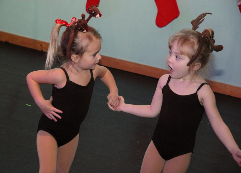 Enroll in Ballet lessons in a positive envirnment for Wilmington NC kids.