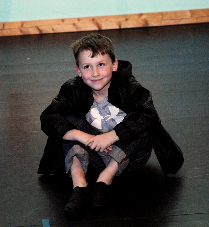 "The Dance Element studio in Wilmington NC, offers a weekly ""boys only"" class."