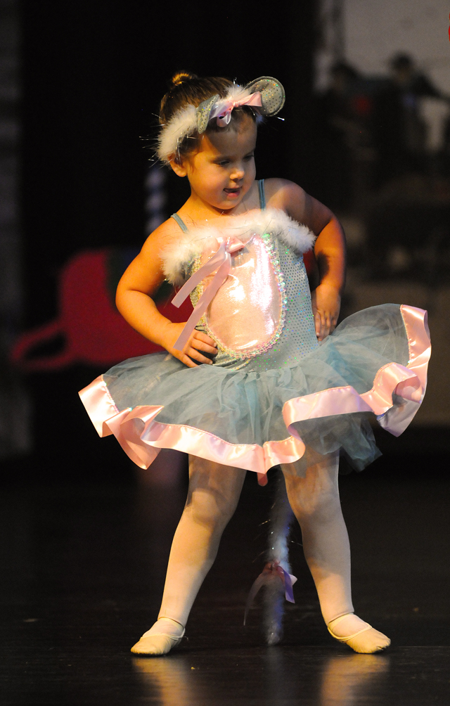 Kids at Wilmington NC's best dance school for girls & boys age 7 to age 11