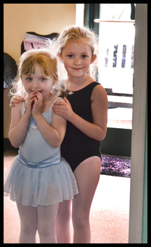 Form fitting dancewear is important for learning ballet & acrobatics dance style