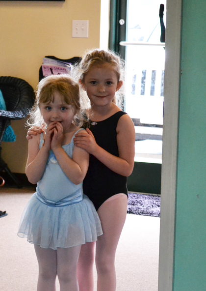 Enroll in ballet classes for all ages at The Dance Element of Wilmington NC